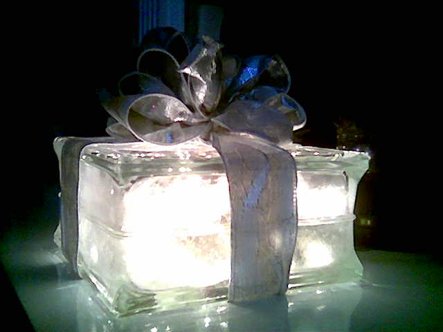 A gift of light