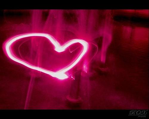 Neon Hearts Pictures Heart-pink-neon Bismillah7