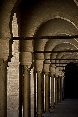 arches-in-continuum