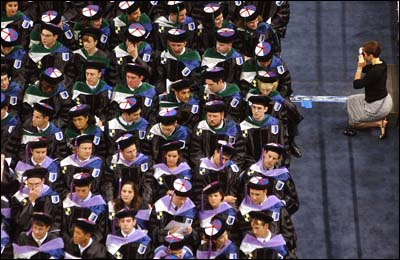 Medical school grads