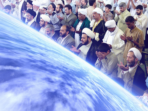 The universe and salaat