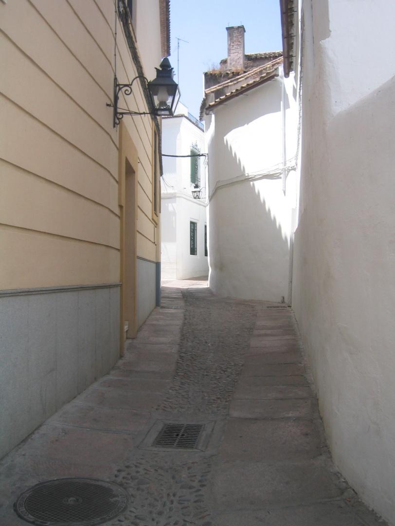 Spain • Cordoba • Deserted Alley
