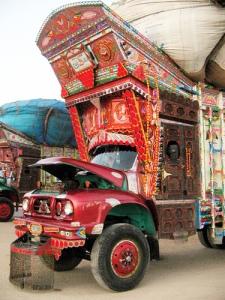 Karachi truck