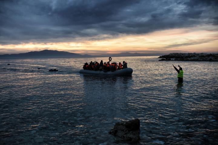 greece-large refugees