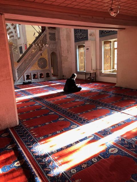 Quran Memorization Valide Atik Cami