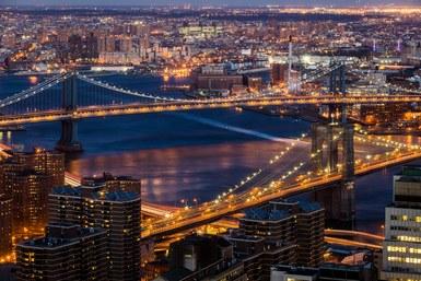 bridges from WTC