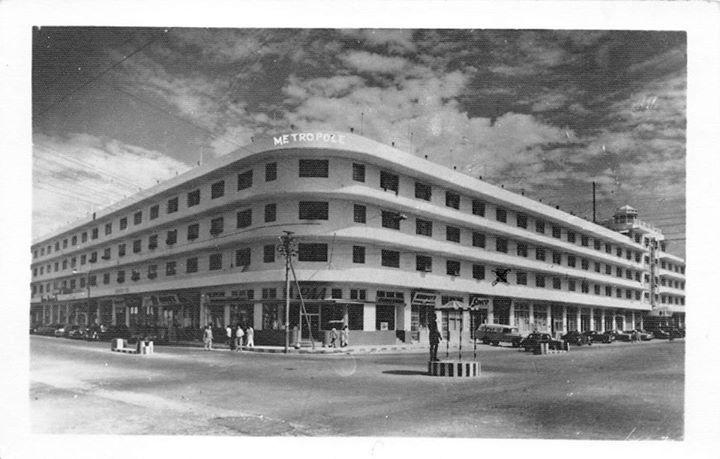 Metropole-hotel-1950s